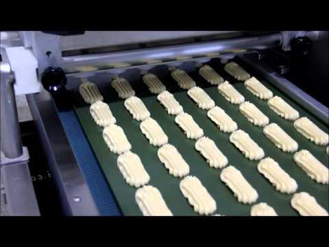 TMAK Kuru Pasta Makinaları - Yıldız Kurabiye,Spritz Cookie