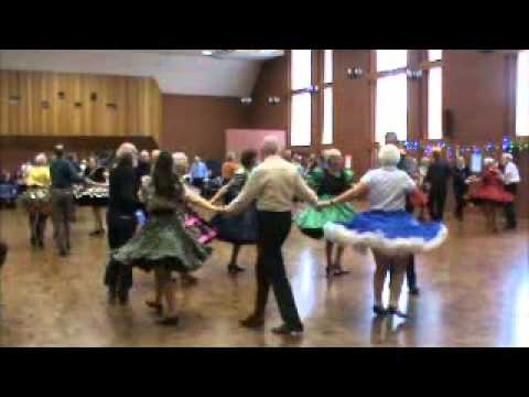 Mike Davey Square Dance Caller - Tennessee Waltz