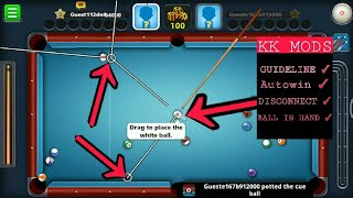 8 Ball Pool 3.12.3 Unlimited Guideline Latest - No Root