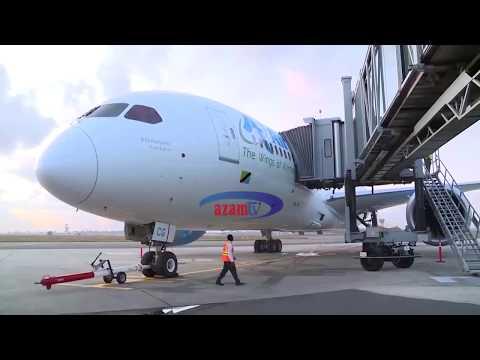 Safari ya Rais Magufuli ndani ya Boeing 787-8 Dreamliner ilikuwa hivi