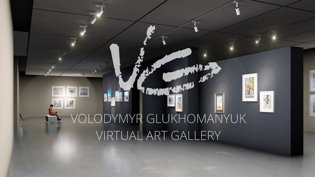 СОЗДАНИЕ ВИРТУАЛЬНОЙ АРТ ГАЛЕРЕИ | CREATION OF THE VIRTUAL ART GALLERY