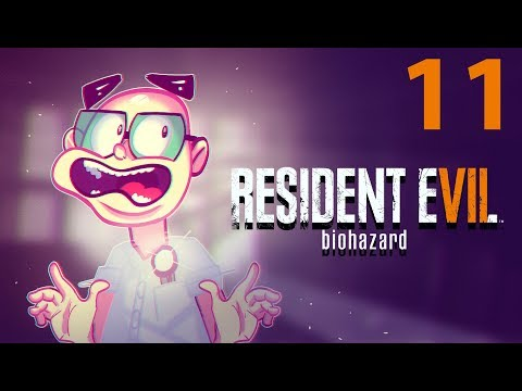 Northernlion Plays: Resident Evil 7 [Episode 11] (Twitch VOD)