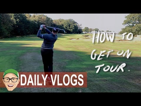 HOW TO GET ON THE EUROPEAN TOUR