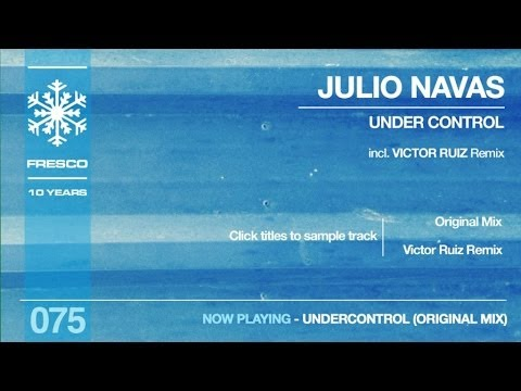 Julio Navas - Under Control