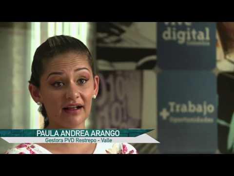 Historia de Luz Amparo Correa Beneficiaria de PVD Restrepo- Valle Cap 12-03