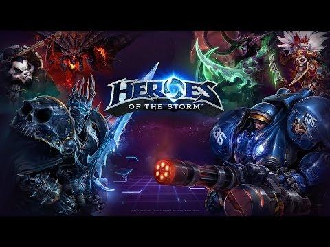видео: heroes of the storm. Новинка от blizzard. Обзор