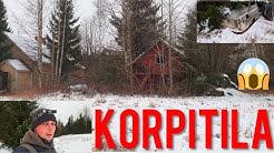 """Autio maatila korvessa. Mielenkiintoisia """"löytöjä"""" vintiltä. Urbex Suomi (autiotalo) 4k video"""