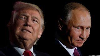 Новости. Разговор Трампа и Путина