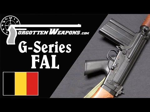 The Diamond of Collector FALs: The G-Series