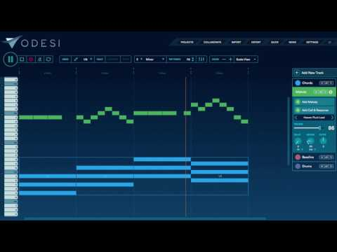 Call and Response: The best type of Melody that everyone can remember | Odesi Tutorials