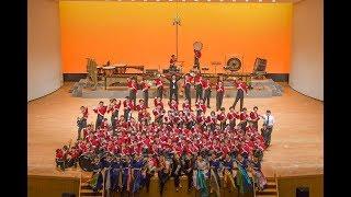 東海大学吹奏楽研究会 サマコン2部 リハーサル 2019