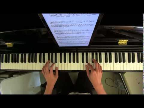 RCM Piano 2015 Grade 4 Study No.11 Gurlitt Cradle Song Op.101 No.6 by Alan