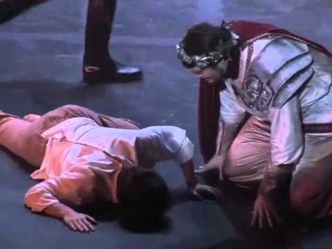 Jesus Christ Superstar: Trial by Pilate/39 Lashes - Kasey Yeargain; Baritone
