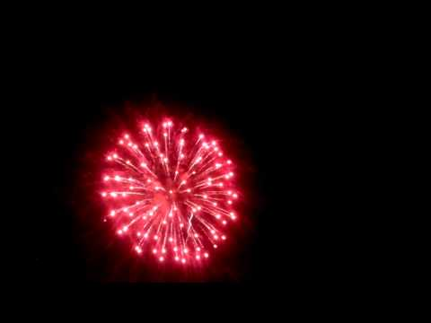 Fireworks at Bryant Park, Lake Worth, Fl