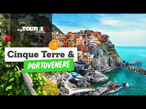 Cinque Terre Full-Day Tour from Florence - Video