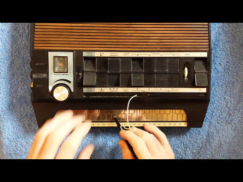 StyloVid #5: 1970's Stylophone 350s : First Look - What Can It Do?