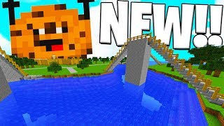 NEW *BRIDGES COOKIE CAMP GAMEMODE* THE BEST GAMEMODE EVER CREATED | MINECRAFT COOKIE CAMP!