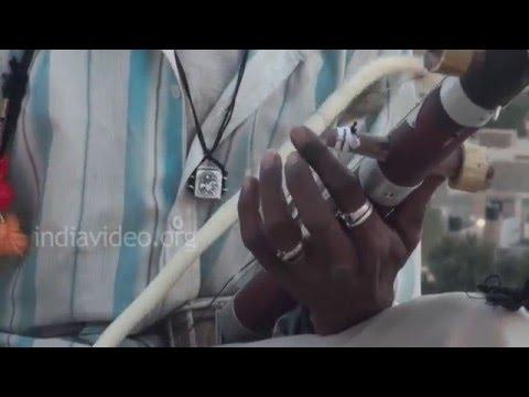 Rajasthani folk music - Ravanhatta