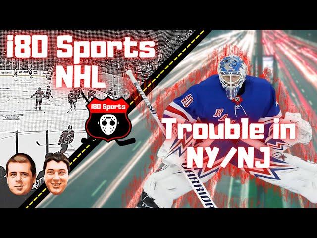NHL- Trouble in NY/NJ