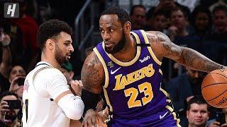 Los Angeles Lakers vs Denver Nuggets - Game Highlights | February 12, 2020 | 2019-20 NBA Season