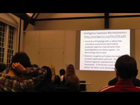 Eliezer Yudkowsky on Friendly Artificial Intelligence
