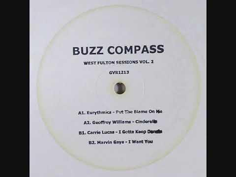 Eurythmics - Put the Blame on Me (Buzz Compass Edit)