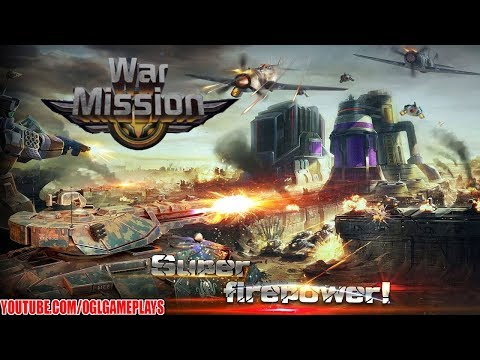 War Mission Red Alert Gameplay (Android iOS) - 동영상