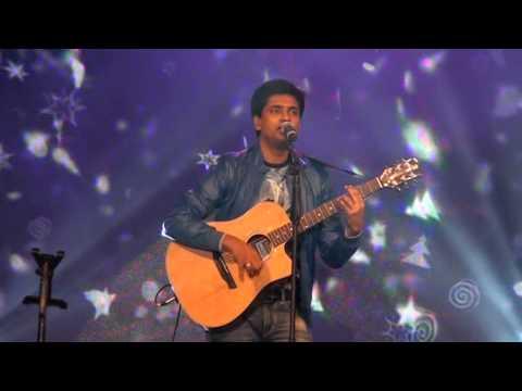 playback singer alaap raju at univercell grand bash