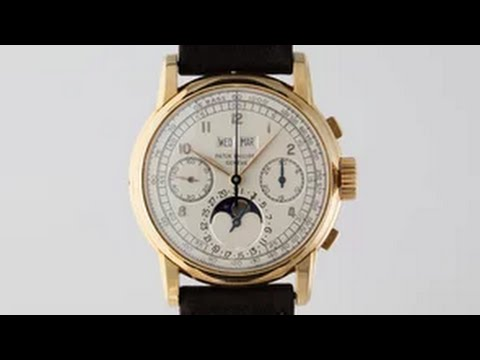 Expert's Guide: Aurel Bacs Presents The Geneva Watch Auction: THREE