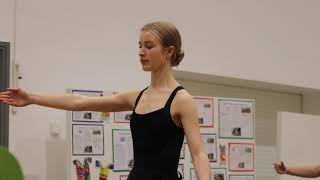 Sophie Gallie Dance Academy - Grade 6 Ballet, December 2020