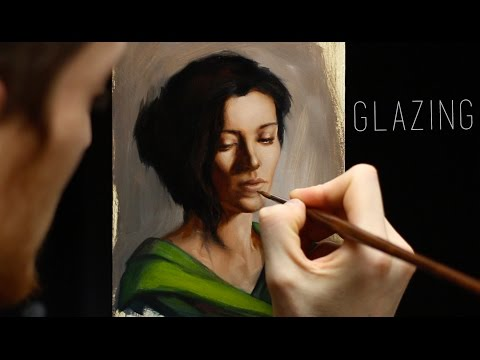glazing-:-oil-painting-techniques---step-by-step-demonstration