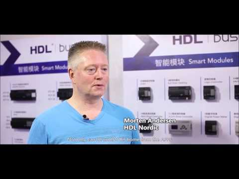 HDL Guangzhou Electrical Building Technology Expo 2015