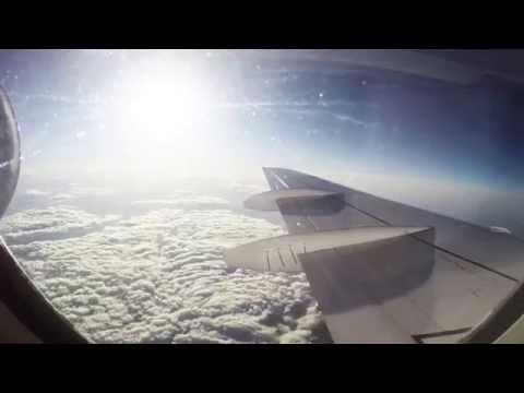 Perth to Broome Flight GoPro Time Lapse with Pigram Brothers Remix