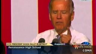 Joe Biden: I
