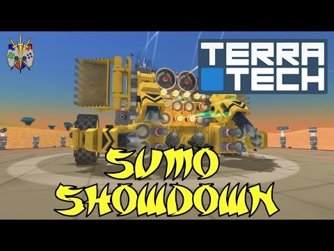 TERRATECH SUMO SHOWDOWN!!! – Terra Tech Gameplay ITA