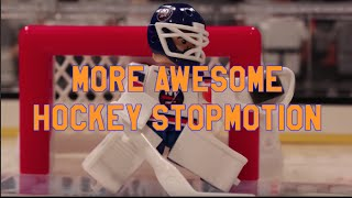 More Awesome Hockey Stopmotion