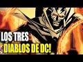 Los 3 Diablos de Dc comics - Biografias Banana