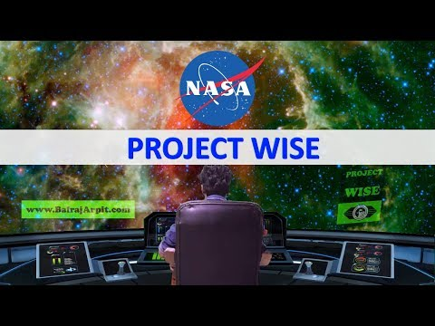 NASA - Project WISE - Wide-field Infrared Survey Explorer