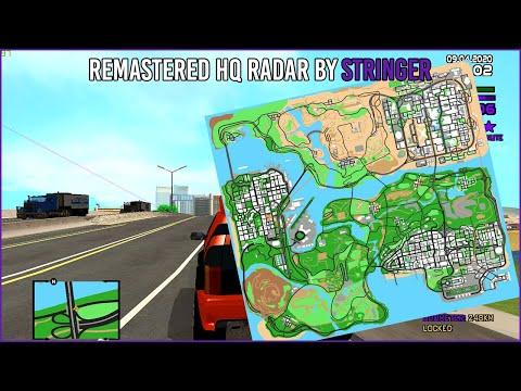 Remastered HQ Radar by Stringer