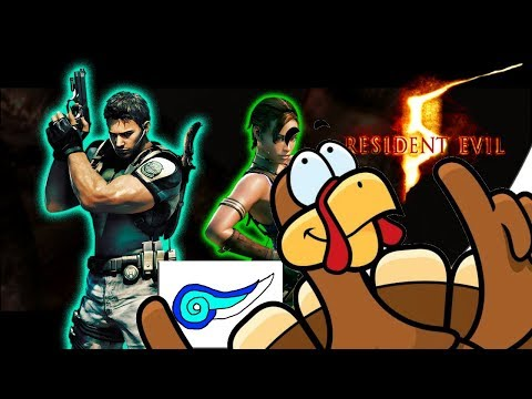 Help Save the House of Victory Donation Stream: Resident Evil 5 with Breakie Thanksgiving stream!