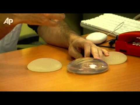 France Calls for Breast Implant Removal