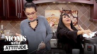 Snooki & JWoww Get You Ready For Flu Season 😰 | Moms with Attitude | MTV