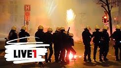 Zürich: Krawalle und Plünderungen bei «Binz»-Demo
