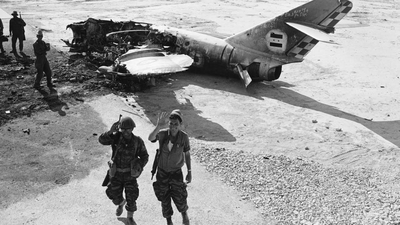 Risultati immagini per guerra dei sei giorni