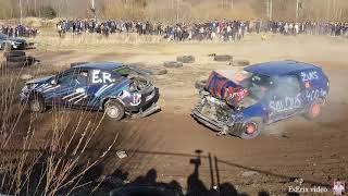 Auto Derby, Auto izdzīvošana, авто битва за выживание 2019