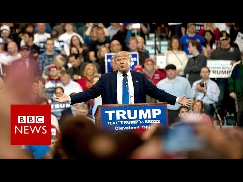 Trump worries about the trade deficit - should we? - BBC News