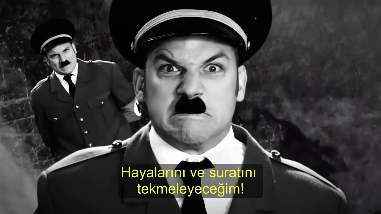 Adolf Hıtler Vs Darth Vader 3 Türkçe Altyazılı Youtube