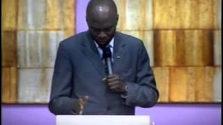 Nov 2nd, 2014 Sermon   Dr. Joseph Takon & Pastor Femi Olawale