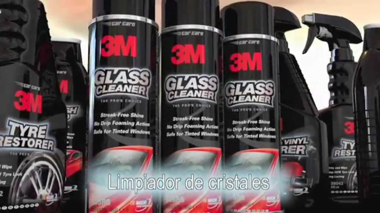 Limpiador de cristales 3m limpador de vidros 3m youtube - Productos para limpiar cristales ...