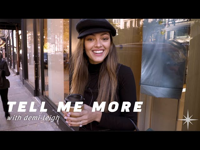TELL ME MORE\: Miss Universe 2017 Demi-Leigh Tebow